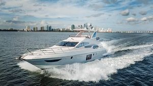 Used Azimut 64 Flybridge Motor Yacht For Sale