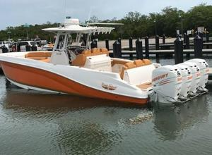Used Deep Impact 36 Center Console36 Center Console Center Console Fishing Boat For Sale