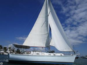 Used Heritage West Indies 36 Cutter Sailboat For Sale