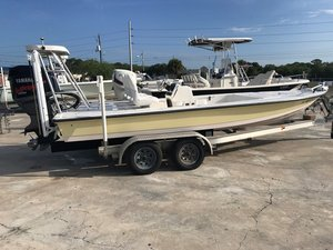 Used Hewes Redfisher 21Redfisher 21 Flats Fishing Boat For Sale