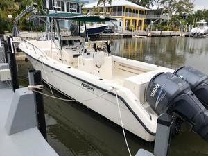 Used Pursuit 2870 Center Console2870 Center Console Center Console Fishing Boat For Sale