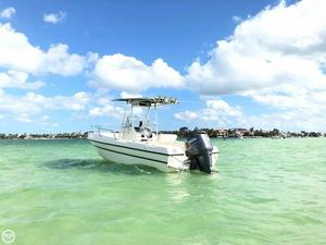 Used Sea Master 2080 CC Center Console Fishing Boat For Sale