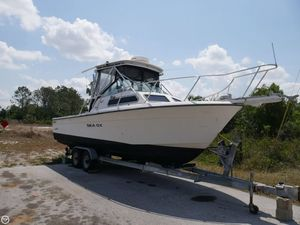 Used Sea Ox 260C Walkaround Fishing Boat For Sale