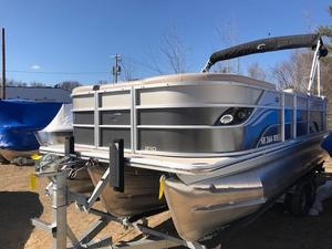 Used Crest Classic 210Classic 210 Pontoon Boat For Sale
