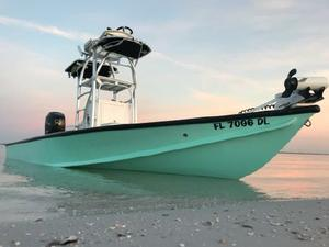 New Custom 24 Flats Center Console Center Console Fishing Boat For Sale