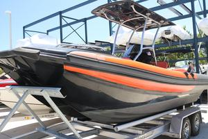 Used Hysucat 23RIB23RIB Rigid Sports Inflatable Boat For Sale