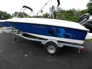 New Bayliner E160E160 Deck Boat For Sale