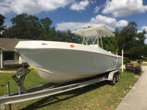 Used Offshore 24 Center Console Fishing Boat For Sale
