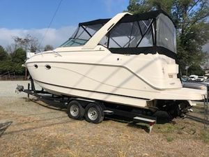 Used Rinker 270 CR Cruiser Boat For Sale