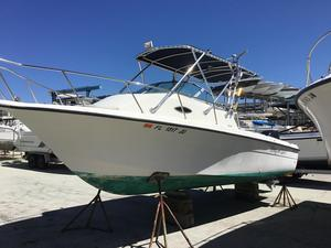Used Sunbird 218218 Walkaround Fishing Boat For Sale