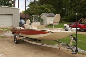 Used Xpress H20B Aluminum Fishing Boat For Sale