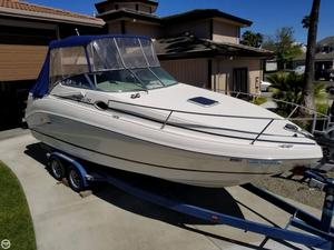 Used Rinker 242 Fiesta Vee Express Cruiser Boat For Sale
