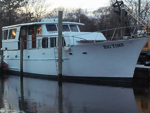 Used Feadship 58 Antique and Classic Boat For Sale