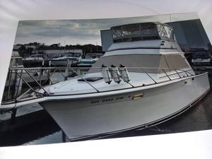 Used Egg Harbor 33 Golden Egg (SRG)33 Golden Egg (SRG) Convertible Fishing Boat For Sale