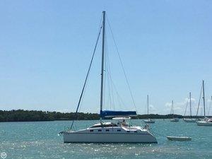Used Pdq Yachts 32 Catamaran Sailboat For Sale