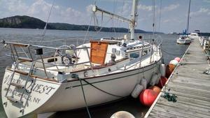 Used Sabre 34 Racer and Cruiser Sailboat For Sale