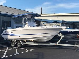 Used Pro-Line 23 Sport23 Sport Sports Fishing Boat For Sale