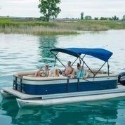 New Crest 230 SLS230 SLS Pontoon Boat For Sale