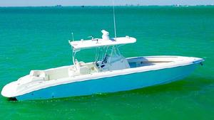 Used Spectre 37 Center Console Boat For Sale