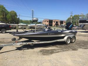 Used Triton Tr-20 Freshwater Fishing Boat For Sale