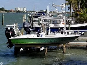 Used Flats And Bay 18x8 Flats Fishing Boat For Sale