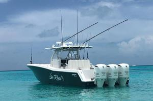 Used Invincible 42 Open42 Open Center Console Fishing Boat For Sale