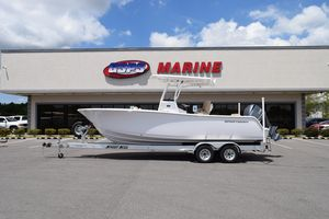 New Sportsman Open Series 242 ccOpen Series 242 cc Center Console Fishing Boat For Sale
