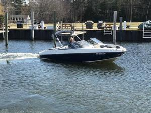 Used Stingray 208 LR208 LR Bowrider Boat For Sale