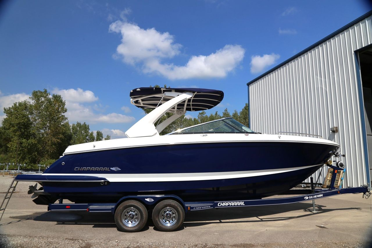 2018 New Chaparral Ssx 287ssx 287 Bowrider Boat For Sale 140395 Fuse Box