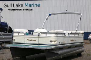 Used Avalon Playbouy 180 Tropic SEPlaybouy 180 Tropic SE Pontoon Boat For Sale