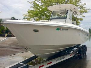 Used Everglades 275cc Center Console Boat For Sale