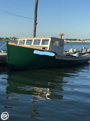 Used Novi 35 Sternpicker Boat For Sale
