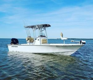 Used Sportsman Masters 227 Bay BoatMasters 227 Bay Boat Bay Boat For Sale