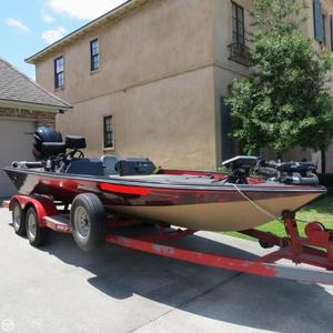 Used Legend Custom 21 Bass Boat For Sale