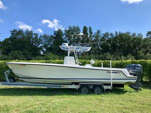 Used Contender 27 Open27 Open Center Console Fishing Boat For Sale