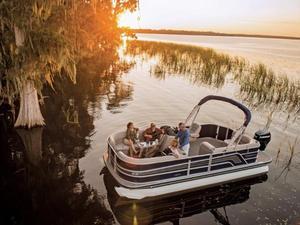 New Ranger Pontoon Boat For Sale