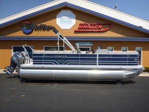 New Veranda Relax VR22RCBRelax VR22RCB Pontoon Boat For Sale