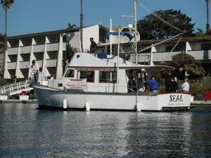 Used Cheoy Lee 35 Trawler Boat For Sale