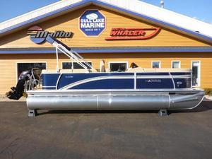 New Harris Cruiser 220Cruiser 220 Pontoon Boat For Sale