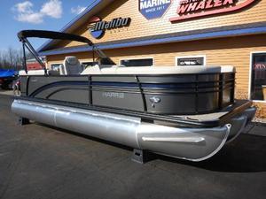 Used Harris Pontoon Boat For Sale