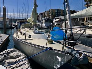 Used Newport Sloop Sailboat For Sale