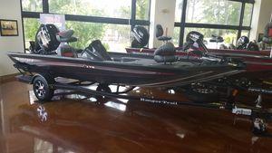 New Ranger RT 178 w/Mercury 75hp 4-StrokeRT 178 w/Mercury 75hp 4-Stroke Freshwater Fishing Boat For Sale