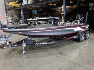 Used Nitro Z8Z8 Freshwater Fishing Boat For Sale