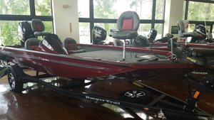 New Ranger RT198P w/ Mercury 150L 4-StrokeRT198P w/ Mercury 150L 4-Stroke Freshwater Fishing Boat For Sale