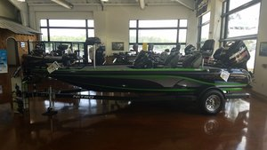 New Nitro Z19 BLACK GREENZ19 BLACK GREEN Bass Boat For Sale
