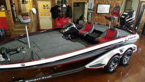 New Ranger Z 520C w/Mercury 250 Pro XSZ 520C w/Mercury 250 Pro XS Bass Boat For Sale