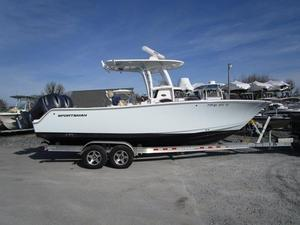 New Sportsman Heritage 251Heritage 251 Center Console Fishing Boat For Sale