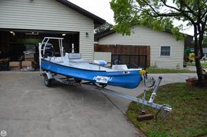 Used Gheenoe 16 SUPER Bay Boat For Sale