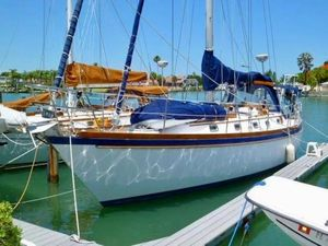 Used Tayana 42 Cutter Sailboat For Sale