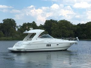 Used Cruisers Yachts 420 Express420 Express Cruiser Boat For Sale